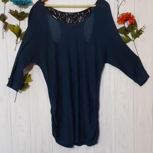 Torrid dark turquoise tunic top or dress